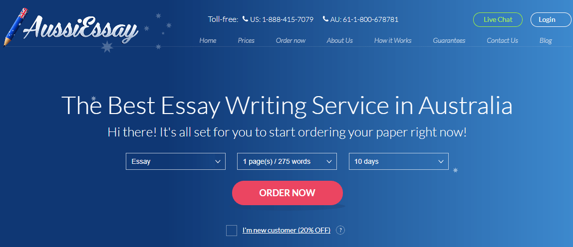 aussi essay review n reviewer aussiessay com home page