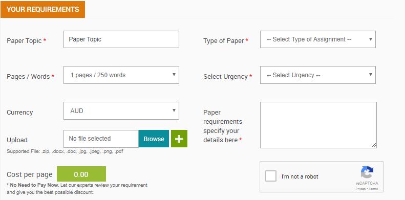 assignmentprime.com order form