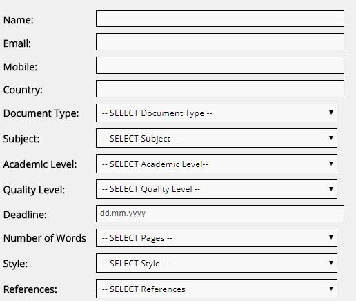 assignmenthelps.com.au order form