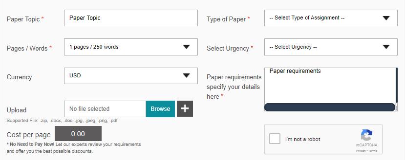 instantassignmenthelp.com.au order form