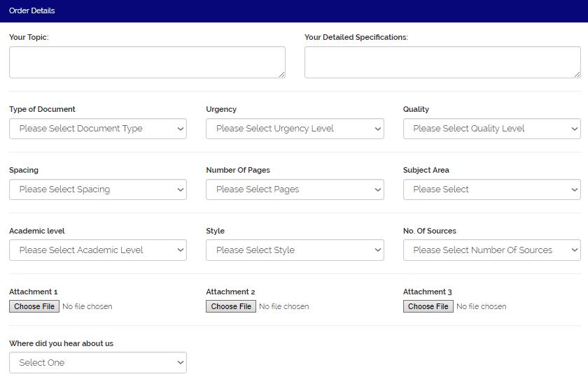 australianassignmentshelp.com order form