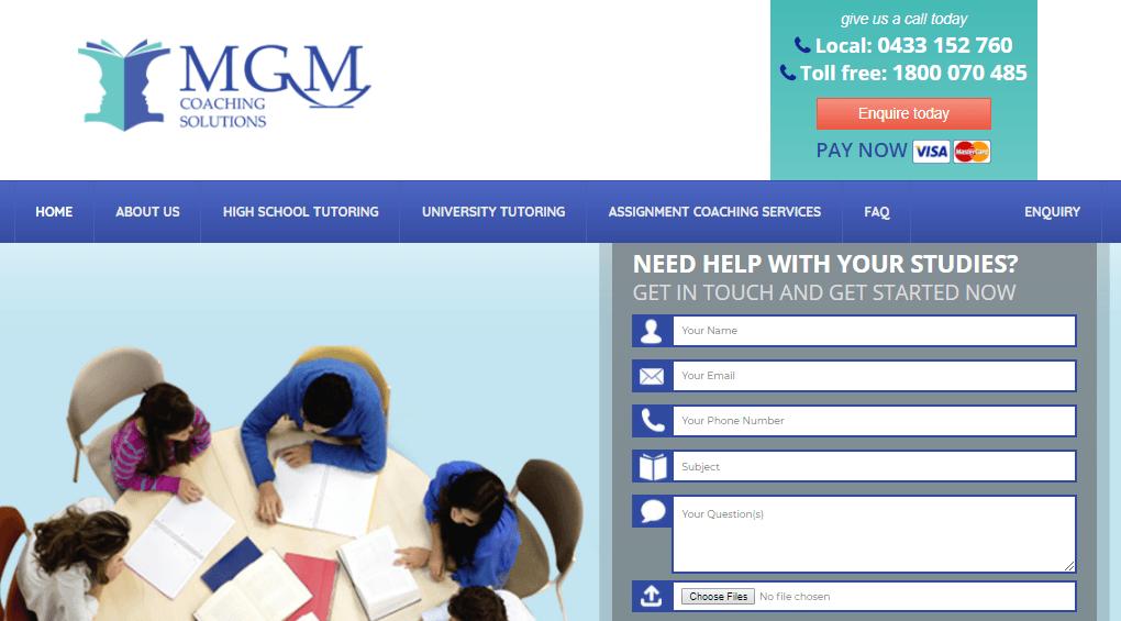 mgmcoach.com.au