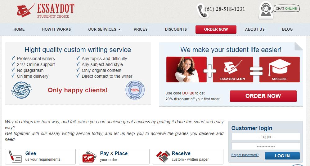 essaydot.com