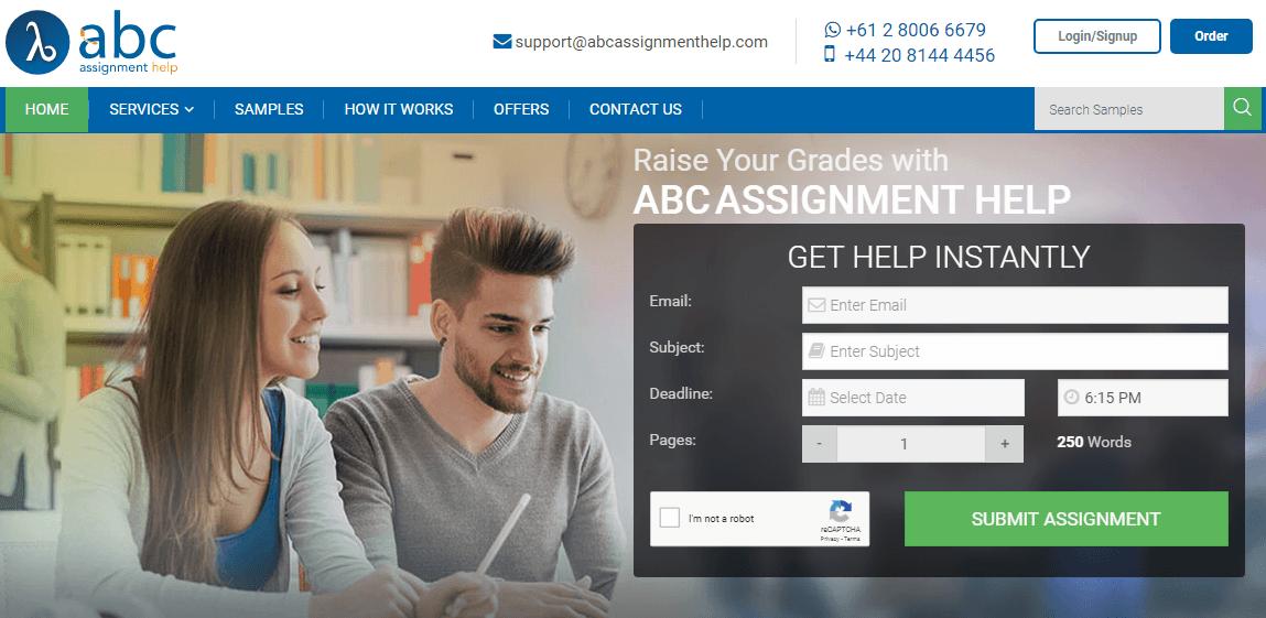 abcassignmenthelp.com