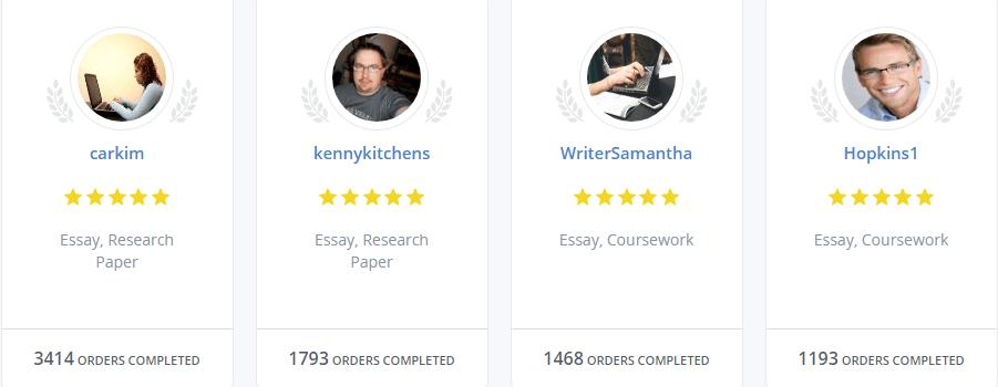 studybay.com writers