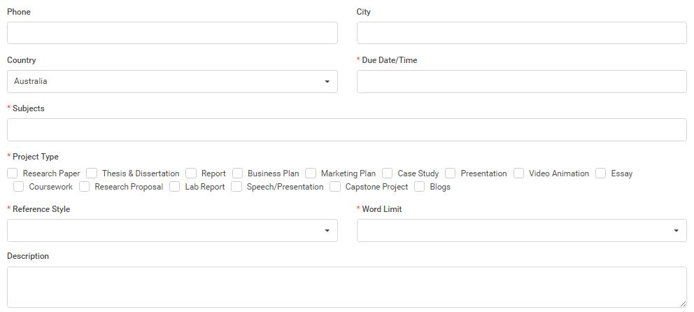 assignmentstudio.net order form