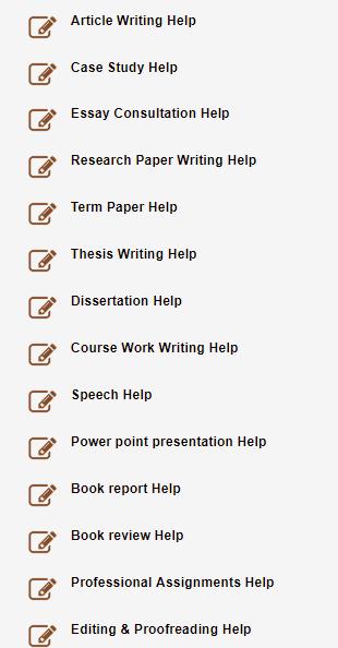 assignmentstudio.net services