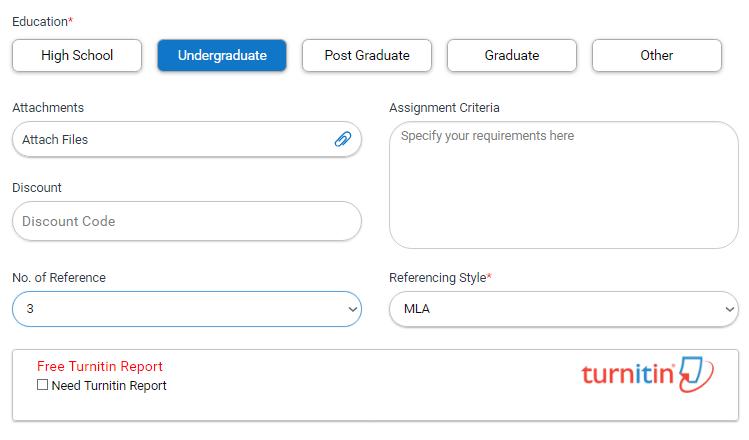bookmyessay.com order form