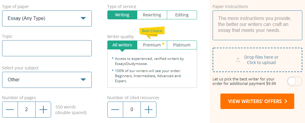 essays.studymoose.com order form